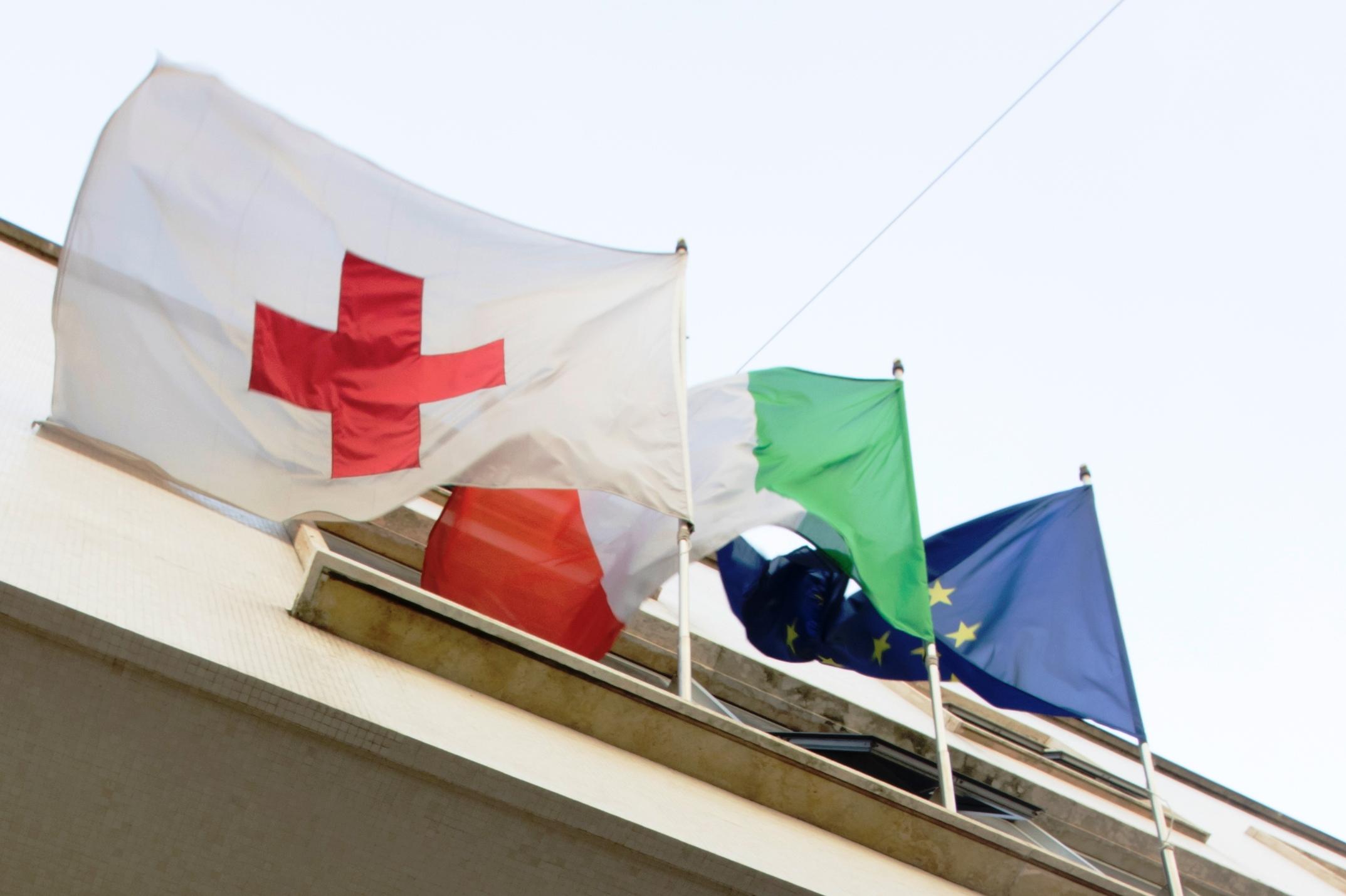 La storia della Croce Rossa di Milano